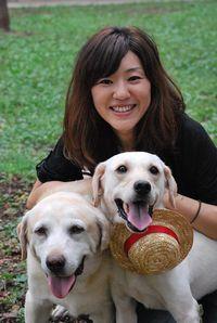 第13号 Wonderful Dogsさん シェ...