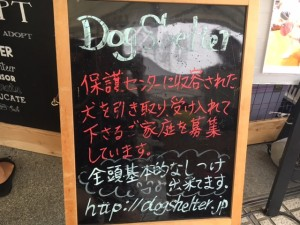 DogShelter看板