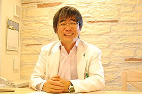 成城こばやし動物病院院長 小林元郎さん