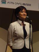 イベントは、ONE LOVE ウォーク実行委員長の野中ともよさんの挨拶で幕を開けました。